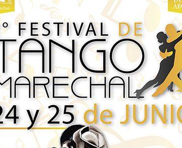 Festival Tango Marechal en Balvanera
