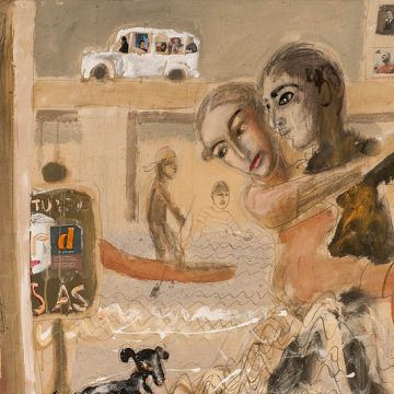 """""""Tango de los inundados"""" (fragmento), Miguel D´Arienzo."""
