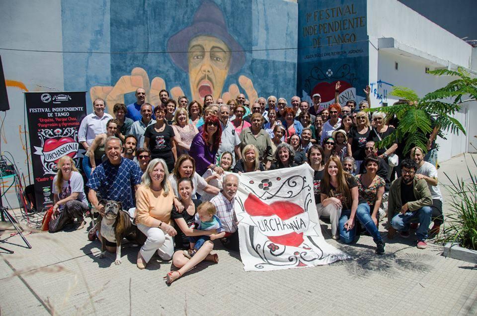 Festival Urchasdonía: cuatro barrios unidos por un corazón